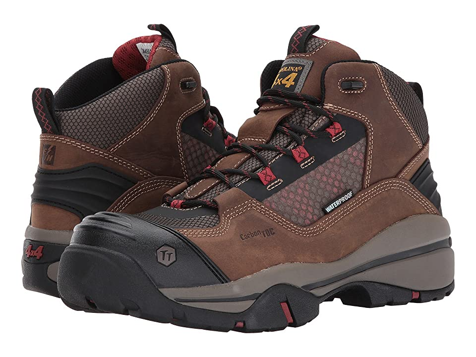 Carolina EXT 5 Waterproof Carbon Composite Toe Hiker CA4551 (Olive) Men