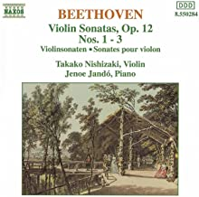 Best beethoven op 12 Reviews