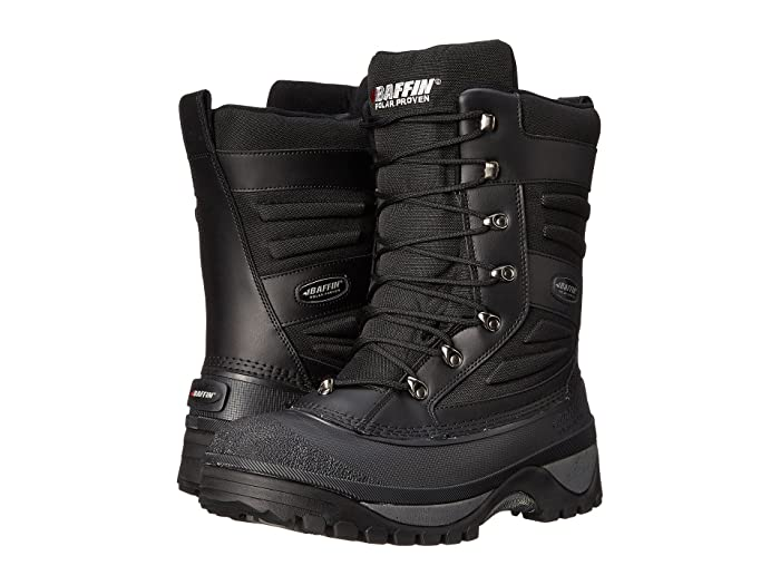 Baffin  Crossfire (Black) Mens Cold Weather Boots