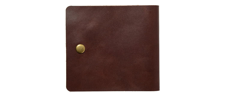 マネークリップ メンズ 二つ折り 財布 スマート 本革 カード収納 2ヶ所 カラーバリエーション3色 【KINZOU】