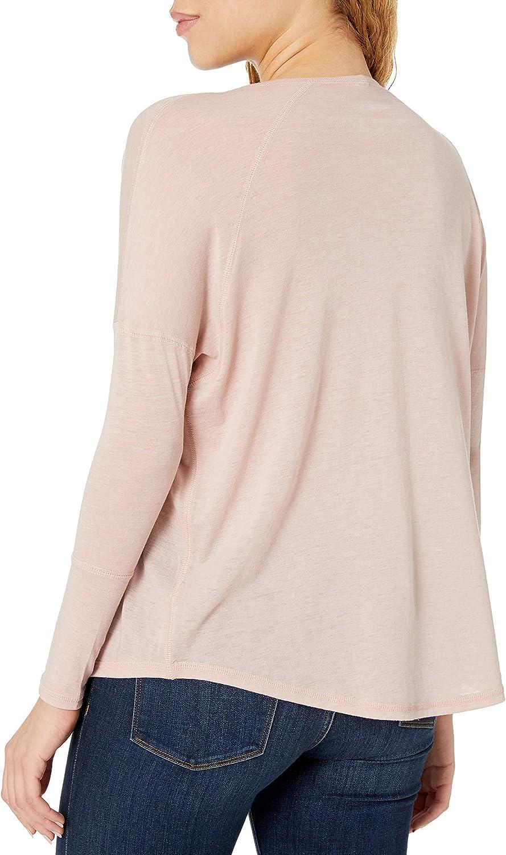 Alternative Womens Eco Gauze Ramble Long Sleeve Raglan Tunic Shirt