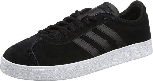 adidas VL Court 2.0, Chaussures de Gymnastique Homme, 6 : Amazon ...