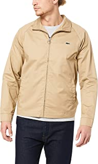 Lacoste Men's POPLIN COLLAR JACKET