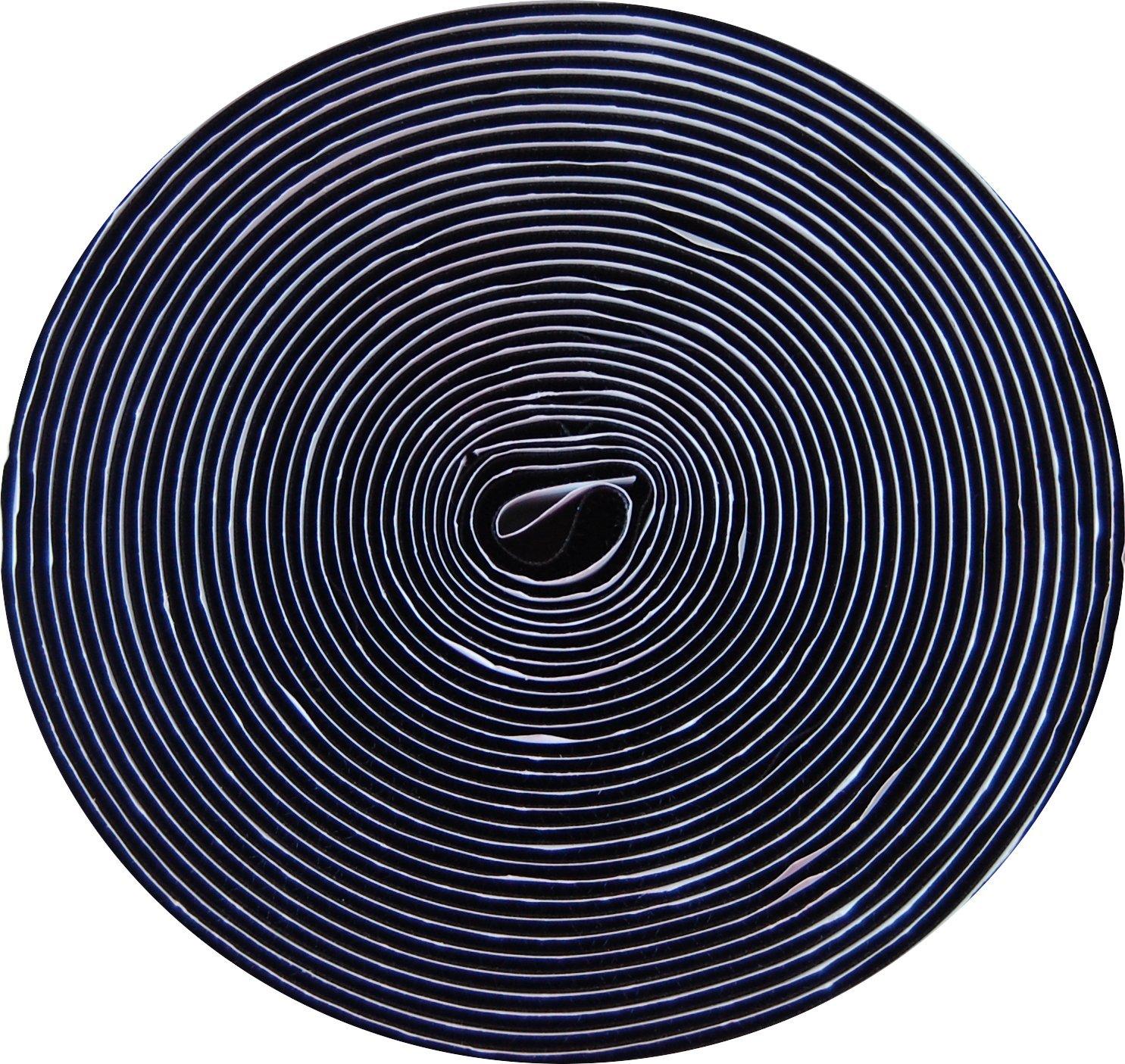 puertas Negra Incluye 4 tiras adhesivas macho 3 metros x 2 cm caravan Tela de mosquitera para ventanas Tela de mosquitera extra grande de 3 Metros x 2,50 Metros de poli/éster terrazas