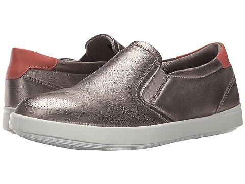 Womens Athletic Shoes ecco slip on black black aimee elastic mt3q14q2