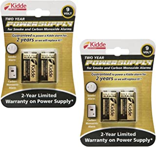 kidde battery replacement