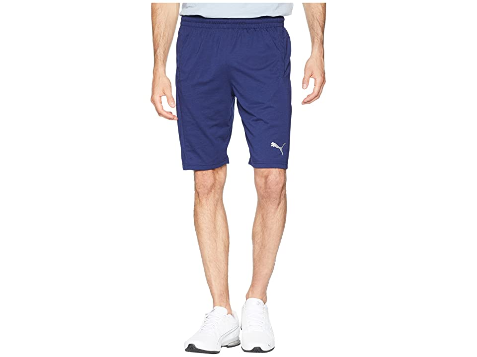PUMA A.C.E. Drirelease Shorts (Peacoat) Men