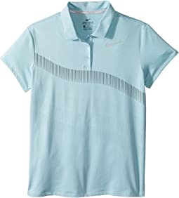 Dry Polo Short Sleeve Print (Little Kids/Big Kids)