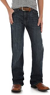Wrangler Boys' Little 20x Vintage Boot Cut Jean