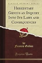 the book hereditary genius