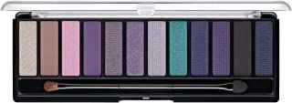 Rimmel London Magnif'Eyes Eyeshadow Palette, Electric Violet Edition