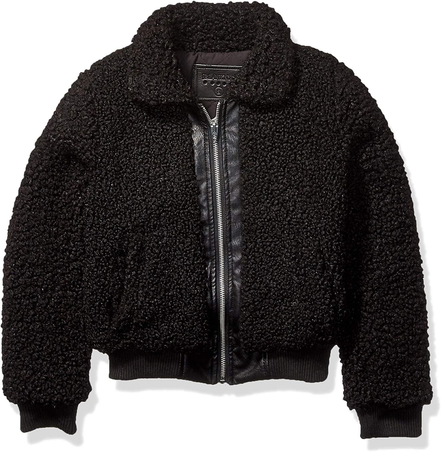 BLANKNYC girls Faux Sherpa Jacket Surprise price outlet