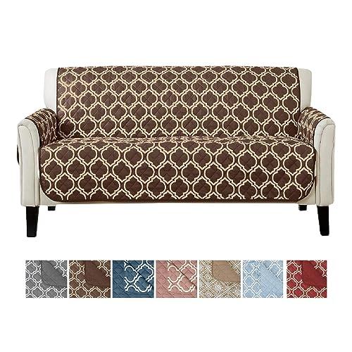 Leather Sofa Cover: Amazon.com