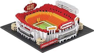 FOCO NFL Kansas City Chiefs 3D BRXLZ Stadium Building Block Set3D BRXLZ Stadium Building Block Set, Team Color, One Size