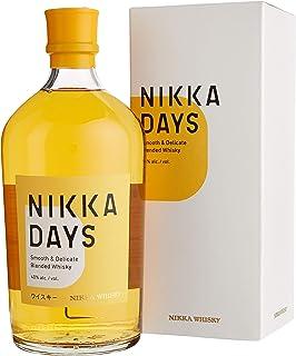Nikka Days Blended Whisky mit Geschenkverpackung 1 x 0,7l