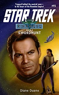 Star Trek: The Original Series: Rihannsu #3: Swordhunt