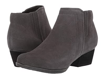 Blondo Valli 2.0 Waterproof (Dark Grey Suede) Women