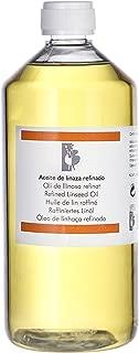 Lienzos Levante Aceite de Linaza refinado, Botella de 1.000