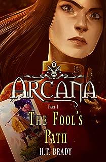 The Fool's Path (Arcana Book 1)