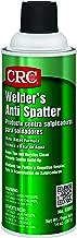CRC Water Based Welder's Anti Spatter Spray Coating, 14 oz Aerosol Can, Milky White