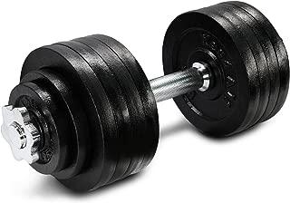 50 lb adjustable dumbbells