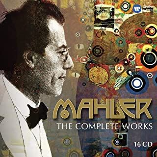 Mahler: The Complete Works, 150th Anniversary Edition