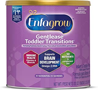 Enfragrow, Gentletease Toddler Transistion Powder, 20 oz