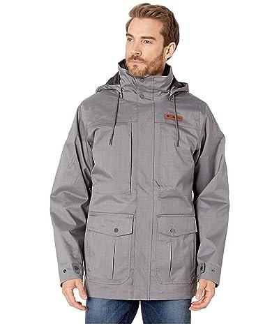 Columbia Horizons Pinetm Interchange Jacket (City Grey/Shark) Men