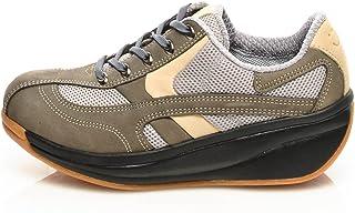 JOYA Women's Venezia Walking Shoe, Light Grey