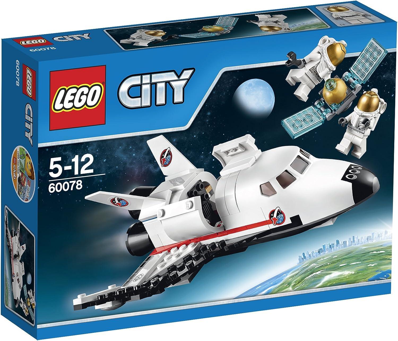 Lego City Utility Shuttle 60078