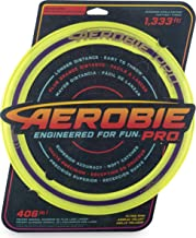 product image for Aerobie 6046389 Pro Flying Ring with Diameter 33 cm, Yellow