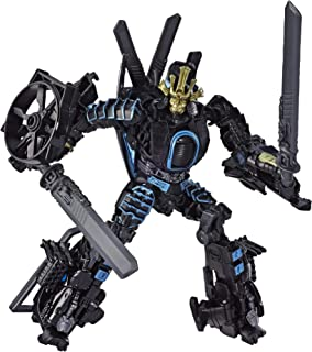 Transformers Toys Studio Series 45 Deluxe Class Age of Extinction Movie Autobot Drift Action Figure - Ages 8 & Up, 4.5
