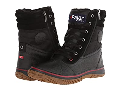 Pajar CANADA Trooper (Black/Black) Men
