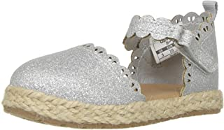 OshKosh B'Gosh Kids Faline Girl's Closed Toe Espadrille...