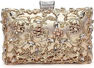 Best rose gold beaded clutch bag Reviews