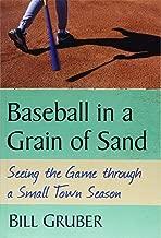 Baseball in a Grain of Sand: Seeing the Game Through a Small Town Season