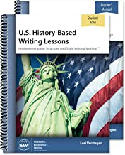 U.S. History-Based Writing Lessons [Teacher/Student Combo]