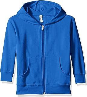 Clementine Little Girls (2-7) Apparel Toddler's Full-Zip Fleece Hooded Sweatshirt