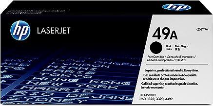 HP 49A   Q5949A   Toner Cartridge   Black, One Size
