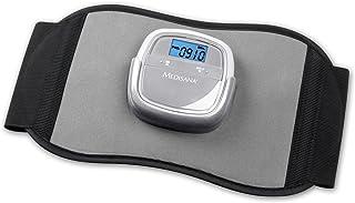 Medisana BOB 88320, Cinturón Abdominal para electro estimulación muscular, Color Negro