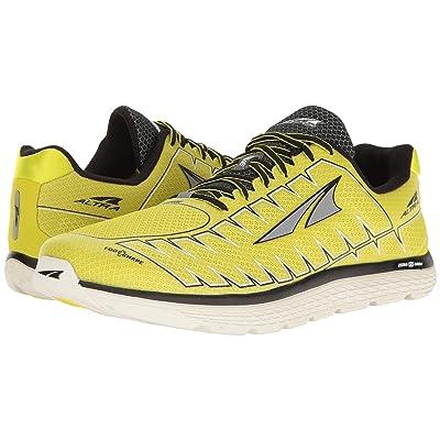 Altra Footwear One V3 (Lime) Men
