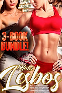 Hotel Lesbos (3-books BUNDLE): Three muscle Amazons have fun in their luxury suite   An erotica collection for lovers of giantesses, fitness women, female ... (Wives of the Super Soldier BUNDLE Book 1)