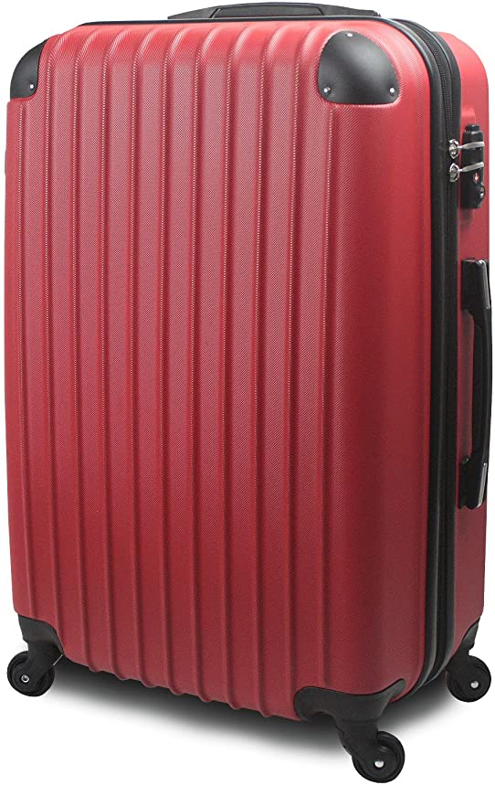 終点オペレーターマイルド【 アウトレット商品 】 スーツケース 超軽量 3サイズ( 大型 Lサイズ/中型 Mサイズ/小型 Sサイズ) キャリーバッグ TSA搭載 ファスナー