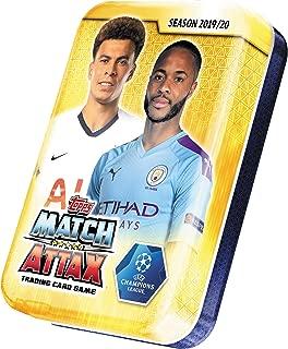 Match Attax UEFA Champions League 2019//20 Lionel Messi titulares de registro