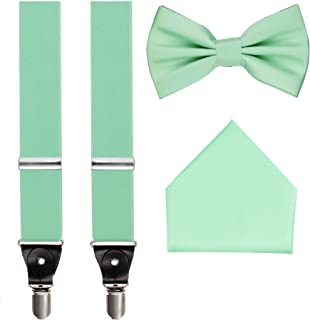 Best light mint green bow tie Reviews