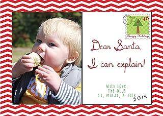 Best santa i can explain christmas card Reviews