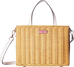 Sam Wicker Medium Satchel