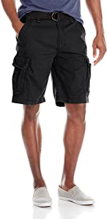 Men's Survivor Belted Cargo Short-Reg and Big & Tall Sizes