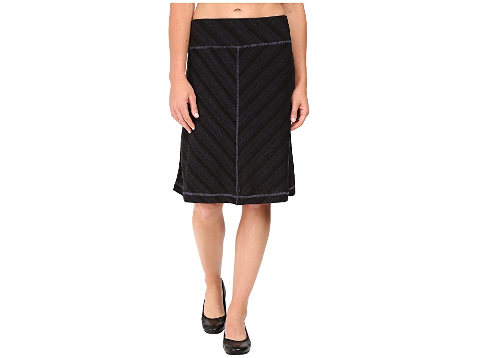 Aventura Clothing Bryce Skirt (Blue Indigo) Women