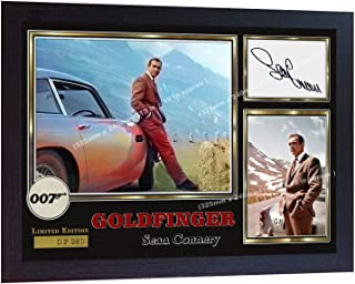 sean connery signed